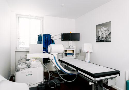 Schwabingortho - Behandlungszimmer